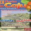 Prefeito de Bernardino Batista suspende realização das festividades do Caju