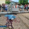 Tragédia no Vale: agricultora tem corpo esmagado por poste. veja fotos!
