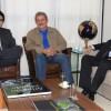 Ex-senador Wilson Santiago se reúne com Lula, sai do PMDB e prevê prejuízos para Veneziano. Veja!