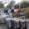 Prefeita de Poço José de Moura distribui 14 toneladas de ração no Município. Veja!