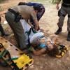 Mulher morre dentro de Rio em São José de Piranhas; fotos