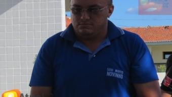 Acusado de tentar matar enfermeira em Sousa é preso pelo GTE: (fotos)