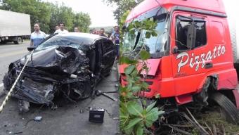Caminhoneiro do sertão da Paraíba morre em acidente automobilístico no estado do Ceará. Veja!
