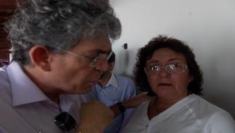 Aurileide fala sobre conversa com o Governador em relação ao hospital de São João. Ouça!