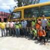 Prefeito Dedé recebe mais um ônibus escolar para o Muncípiode Poço Dantas. Veja!