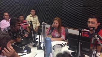 Prefeita Denise afirma apoio incondicional ao deputado estadual Zé Aldemir. Ouça!