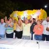 Zé Aldemir lança campanha em Cajazeiras ao lado da Prefeita Denise e outros prefeitos e lideranças da região. Veja!