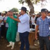 Prefeito de Santa Helena lança Programa de Inseminação Artificial em rebanho bovino. Veja!