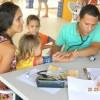 """Equipe do Programa Saúde na Escola faz atendimento na creche """"Mãe Teté"""" em Poço Dantas. Veja!"""