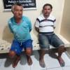 Policia age rápido e prende acusados de homicídio em São João do Rio do Peixe. Veja!