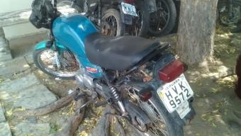 Mototaxista é assaltado por suposto cliente em Cajazeiras.