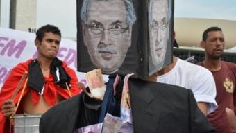 Ibope: 86% dos brasileiros querem cassação de Cunha.