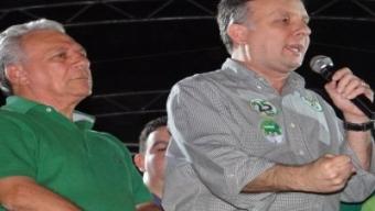 Ligação de Zé Aldemir com Agnaldo Ribeiro, pode ter motivado a gestão de Cz a não ter interesse em recursos para revitalizar açude grande.