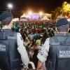 Polícia prende mais de 60 pessoas e apreende 20 armas de fogo no Carnaval.