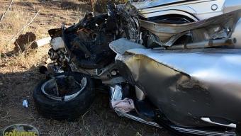 Veículo capota de deixa feridos nesta madrugada BR-434.