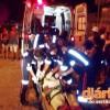 Equipe do SAMU por pouco não é agredida após socorrer paciente vítima de acidente.
