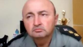 Comandante da PM diz que prisão de 'Alemão' evitou vingança a 'Luquinhas da Asa' . Veja!