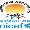Bernardino Batista é certificado com Selo UNICEF Município Aprovado edição 2013-2016.