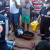 Neste Fim de semana: Acidente deixa duas pessoa feridas na região de Sousa.