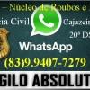 Núcleo da PC cria WhatsApp para auxiliar no combate a roubos e furtos.