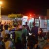 Popular é atropelado por motociclista na noite desta quarta em Cajazeiras.