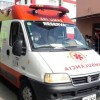 Comerciante é atropelado por moto no Centro de Uiraúna.