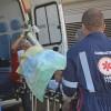 Mulher fica ferida à bala ao se aproximar de confusão em São José de Piranhas.