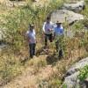 Prefeito de Poço Dantas recebe geólogo para marcar poços no município. Veja!