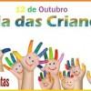 Mensagem em comemoração a padroeira do Brasil e ao dia das crianças