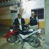 Policias da 5ª CPTran recuperam moto com queixa de furto em Cajazeiras.