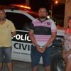 Polícia estoura boca de fumo e prense três da mesma família em São João do Rio do Peixe.