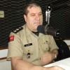"""""""Sangue Novo"""": Comandante do 6º BPM recepciona novos oficiais na manhã desta quinta."""