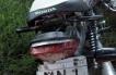 Moto é apreendida no bairro São Francisco por Agentes do GTE, após denuncia anônima.