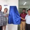 Durante comemoração do Padroeiro São José, prefeito Roberto Bayma e Secretária Denise entregam obras em comunidade rural que beiram 400 mil em investimentos.