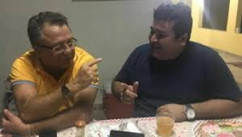 Juntos em 2020? Para alguns observadores políticos Beto Cartaxo pode se aliar ao grupo de Airton após rompimento dos Morais com o PSB.