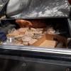 Policiais do destacamento da PM em São José de Piranhas recuperam veículo e carga roubados ontem proximo a CZ.