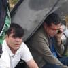 Deputado do PT paraibano, motorista e assessor de imprensa sofrem acidente nesta manhã. Pista molhada pode ter a causa do ocorrido.