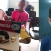 """Trio da ROTAN do 6º BPM apreende Arma de fogo durante """"Operação Visibilidade"""" em Cajazeiras."""