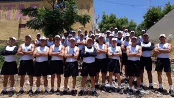 Alunos do curso de Formação de Soldado do 6º BPM realizam projeto Ambiental.