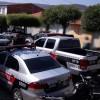 Ação rápida: Na manhã de hoje Policia militar prende três suspeitos de assalto em São José de Piranhas.