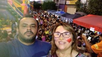 Tradição: Grupo Oliveira realiza evento para crianças em Ipaumirim-Ce.