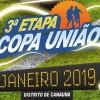 Em Ipaumirim: Empresário confirma para janeiro 3ª Copa União. Evento valoriza o futebol amador e desperta solidariedade.