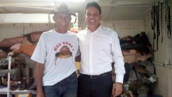 Antônio Gobira e João de Deus Quirino pode formar chapa pelas oposições de Cajazeiras em 2020. Veja!