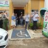 Prefeito Gervásio Gomes entrega dois veículos novos para Saúde de Bernardino Batista. Veja!