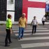 SCTRANS de Cajazeiras realiza trabalho educativo com pedestres nas avenidas da Cidade. Veja!