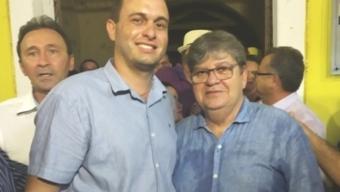 Ação: Expedito Filho, aproveita vinda do governador e intercede em favor de sua terra natal.