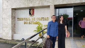 Comemorando: Presidente da Câmara de Poço de José de Moura tem 4ª prestação de contas aprovada.