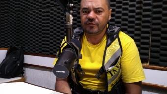 Presidente da associação dos mototaxistas de Cajazeiras, Augustinho Diniz, anuncia novidades para a categoria. Ele destaca parceria com a gestão Aldemir; Áudio!