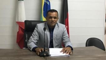 Vereador Rogério Leite Emite nota de pesar pelo falecimento de Elair e destaca legado do mesmo.