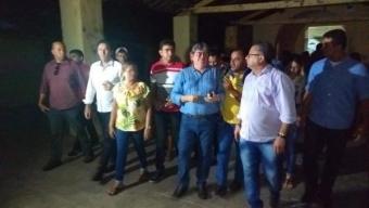 Prefeito Airton recebe sinal verde do governador João Azevedo para revitalização do mercado público e implantação da cozinha comunitária. Veja!